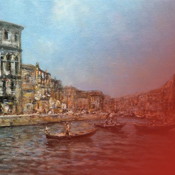 28.03.19 | Un'impressionista a Venezia