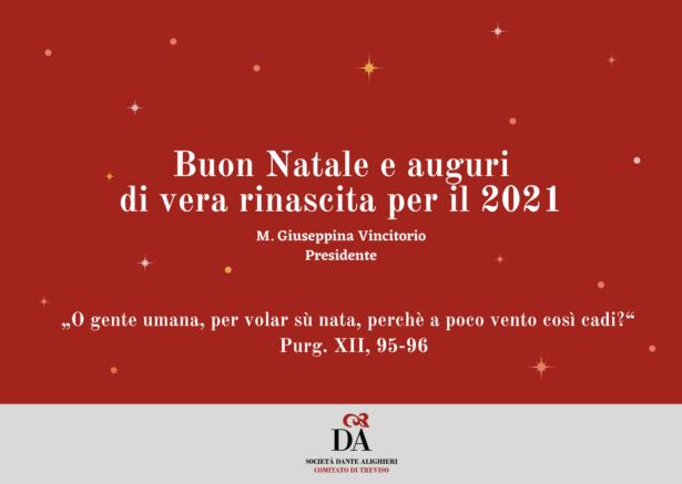 23.12.20 | Auguri di Buone Feste