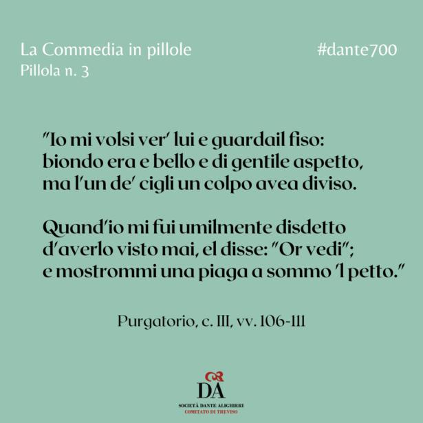 21.01.21 | La Commedia in pillole – Pillola n. 3 a cura di Giorgio De Conti