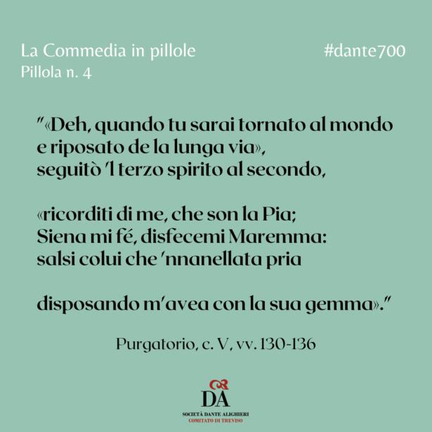 21.02.21 | La Commedia in pillole – Pillola n. 4 a cura di Giorgio De Conti