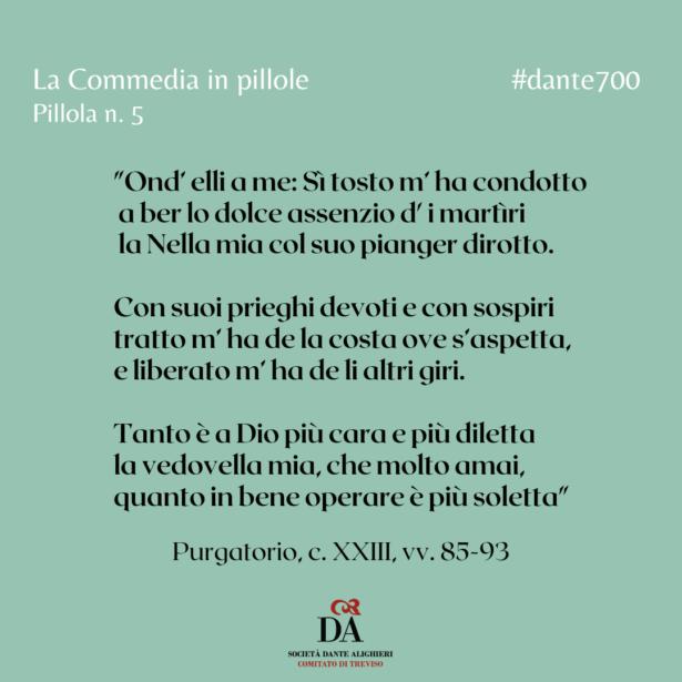 21.03.21 | La Commedia in pillole – Pillola n. 5 a cura di Giorgio De Conti