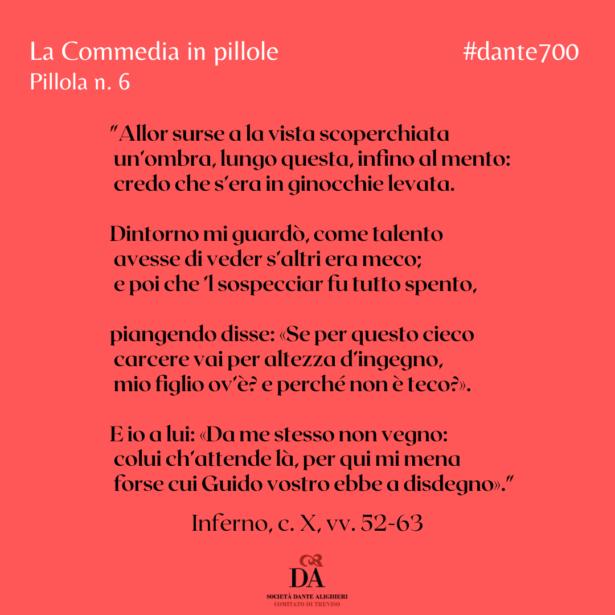 21.04.21 | La Commedia in pillole – Pillola n. 6 a cura di Giorgio De Conti