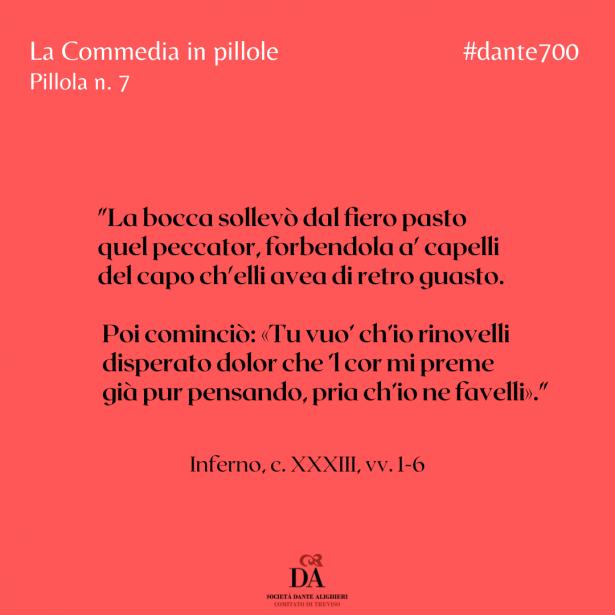 21.06.21 | La Commedia in pillole – Pillola n. 7 a cura di Giorgio De Conti